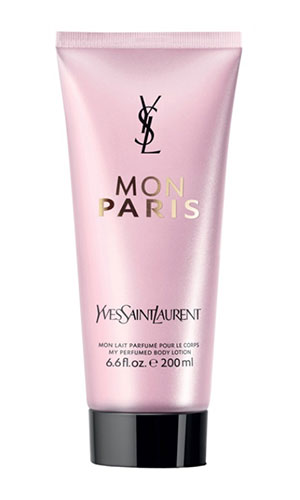 ysl mon paris perfumed body lotion
