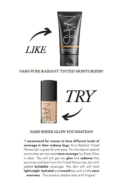 like that try this nars tinted moisturizer