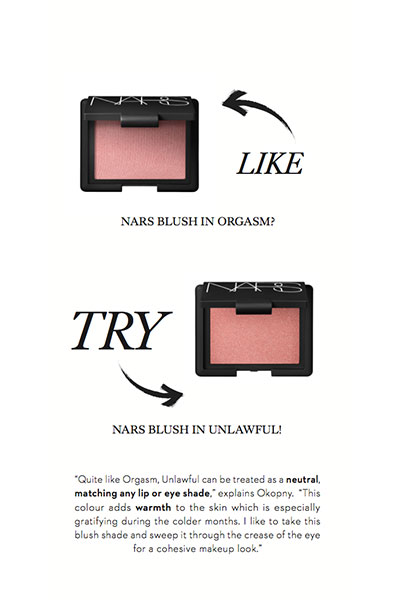 like that try this nars blush