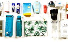 summer skincare prep