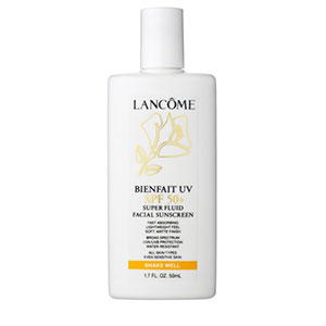 lancome sunscreen
