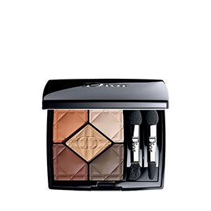 dior 5-couleurs in sienna embrace