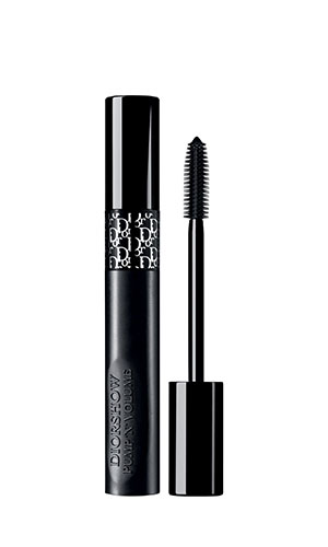dior pump'n'volume mascara