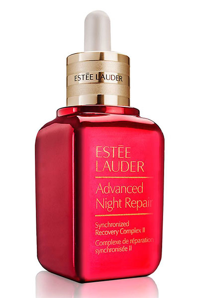 estee lauder advanced night repair red bottle