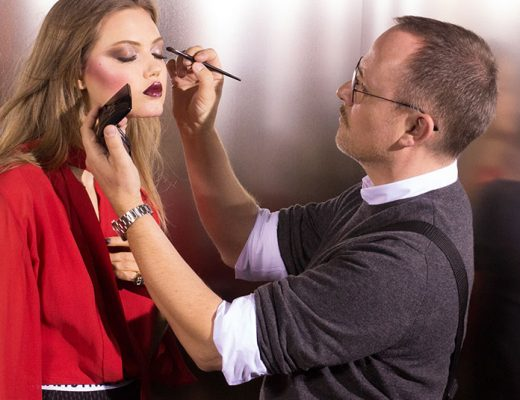 Dior Creative and Image director for Dior makeup Peter Philips