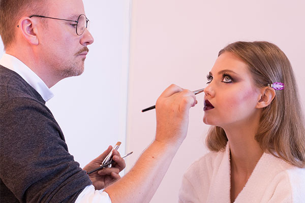 peter philips, dior makeup