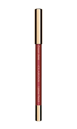 clarins lipliner pencil in roseberry
