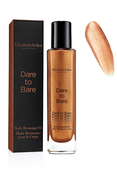 elizabeth arden dare to bare bronzing oil