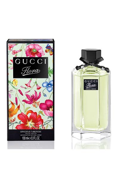 gucci flora gorgeous tuberose