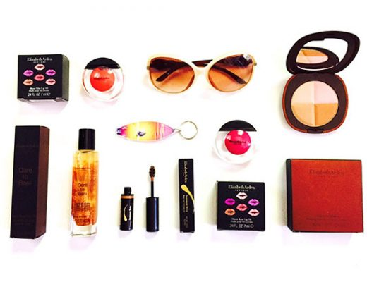 elizabeth arden tropical escape bronzing collection