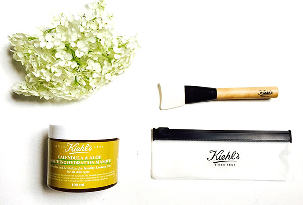 kiehl's calendula and aloe soothing hydration mask