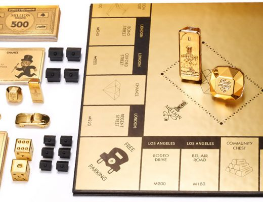 Paco Rabanne One Million Monopoly