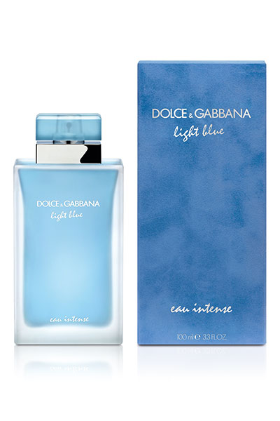 dolce and gabbana light blue eau intense for her