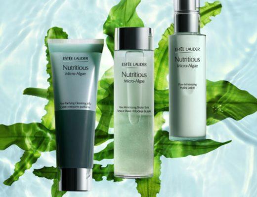 estee lauder nutritious micro-algae skincare