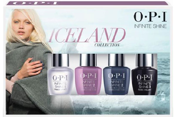 opi Icelandic collection mini pack