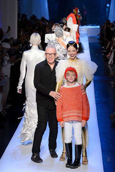 jean paul gaultier haute couture 2017 show