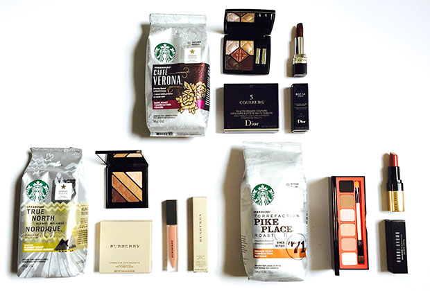 which #starbucksathome blend & beauty look is for you?