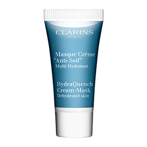 clarins hydra quench mask