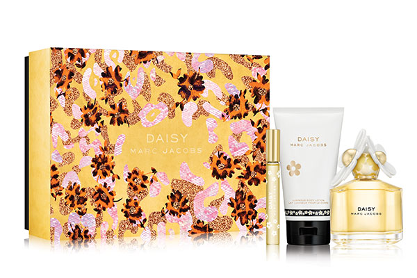 marc jacobs daisy deluxe holiday gift set