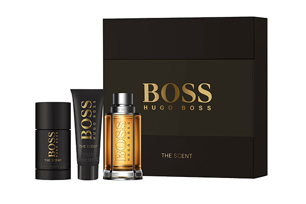 Boss the scent holiday gift set