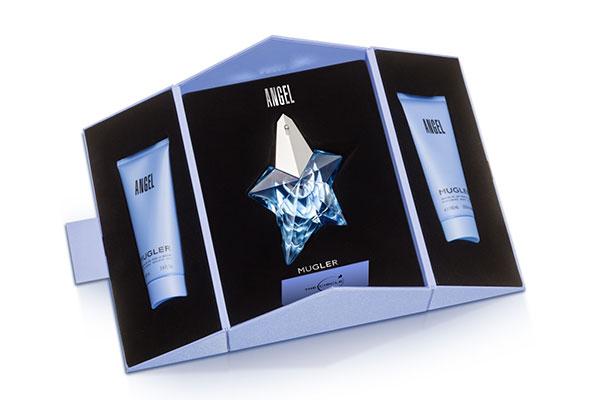 mugler angel holiday gift set