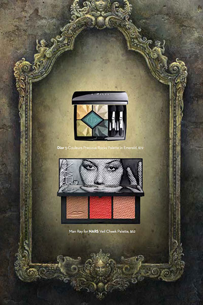 holiday collector palettes