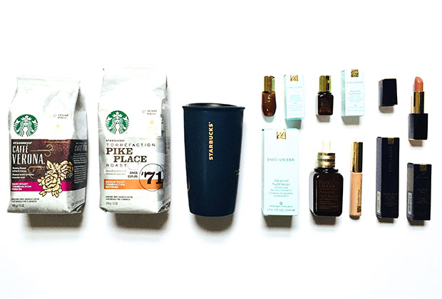 #StarbucksAtHome Night Owl + Estee Lauder Advanced Night Repair