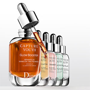 dior capture youth serums