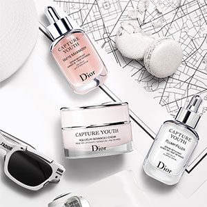 dior capture youth skincare