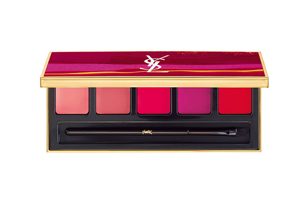 ysl colour hallucination lip palette