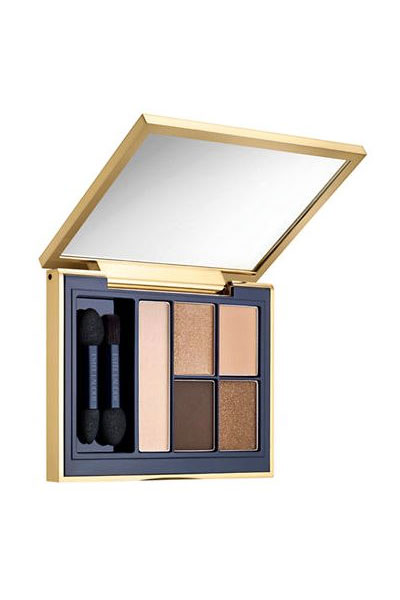 estee lauder pure color envy eye palette in defiant nude