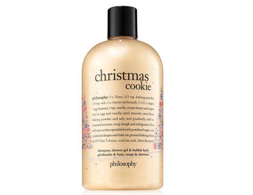philosophy christmas cookie shower gel