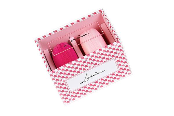 lancome le teint macaron blush kit