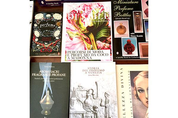 perfume books