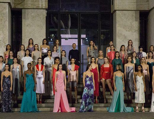 ferragamo spring 2018 fashion show