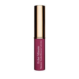 clarins instant light perfector lip balm in plum