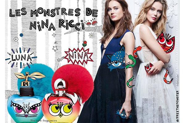 les monstres de Nina nina ricci