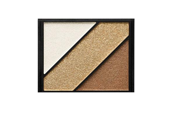 elizabeth arden eyeshadow trio in bronzed to be