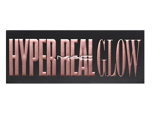 mac hyper real glow flash and awe