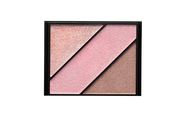 elizabeth arden eyeshadow trio in oh so pink