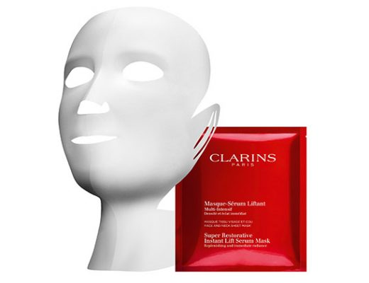 clarins super restorative mask