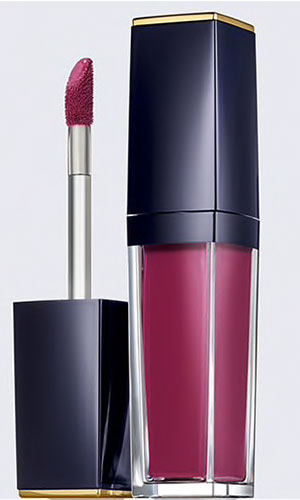 estee lauder pure color envy paint-on liquid lipcolor in flash it