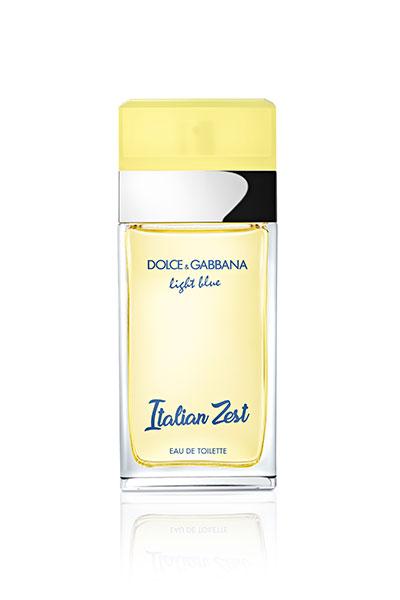 dolce & gabbana light blue Italian zest for her