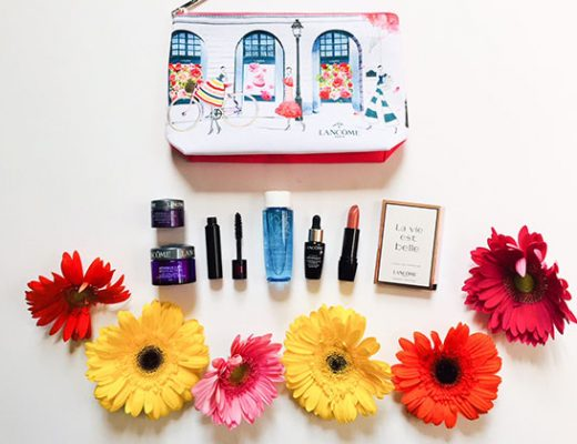 lancome spring gift with purchase 2018