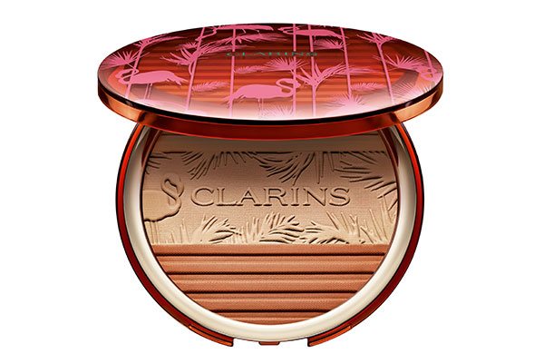 clarins sun-kissed bronzer