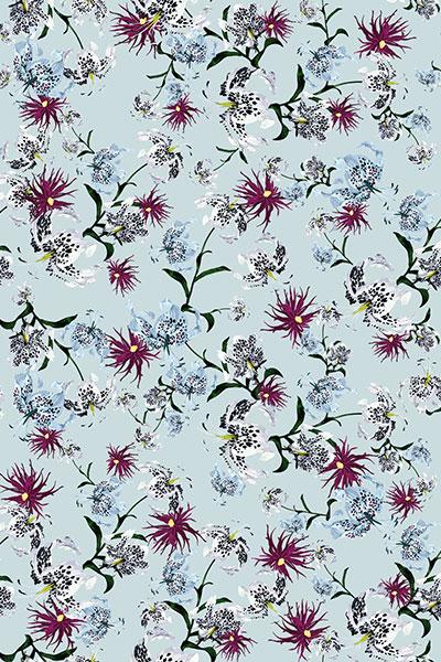 erdem flower print