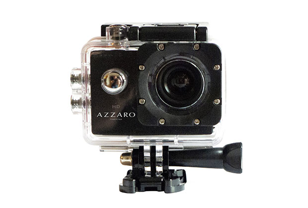azzaro wanted sports cam gift with purchase
