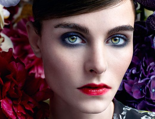nars erdem beauty look