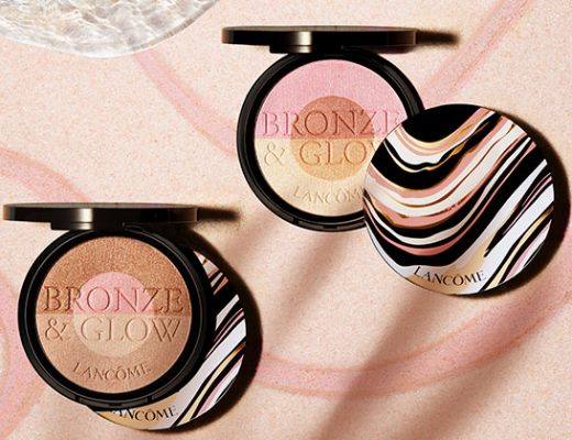 lancome bronze and glow palettes