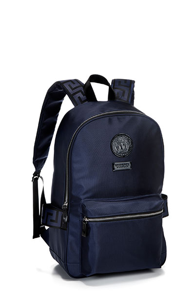 versace men's backpack